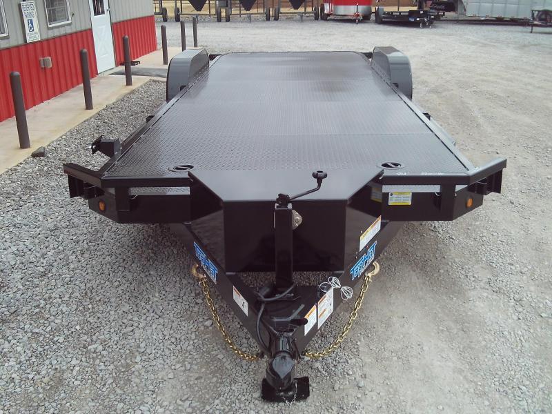 2020 Top Hat Trailers 20x83 All Steel Car Hauler Car / Racing Trailer