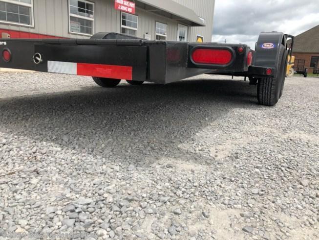 "New 2019 Top Hat 83""X24' All Steel Car Hauler 5200# Axles"
