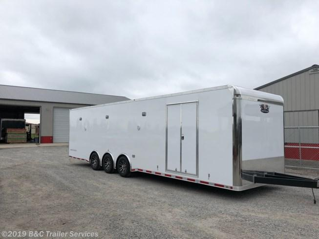 2019 Vintage Trailers Outlaw 8.5X32 Triple 5200# Axles Car / Racing Trailer - ON SALE