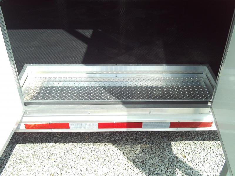 SAVE $2500.00 AT THIS PRICE 2020 Vintage Trailers Outlaw 8.5X36 Triple 5200# Axles Car / Racing Trailer - ON SALE