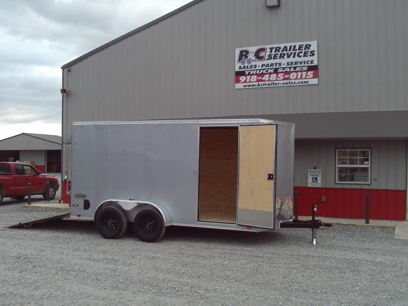 2019 Cargo Express 7X14 ENCLOSED TRAILER Enclosed Cargo Trailer