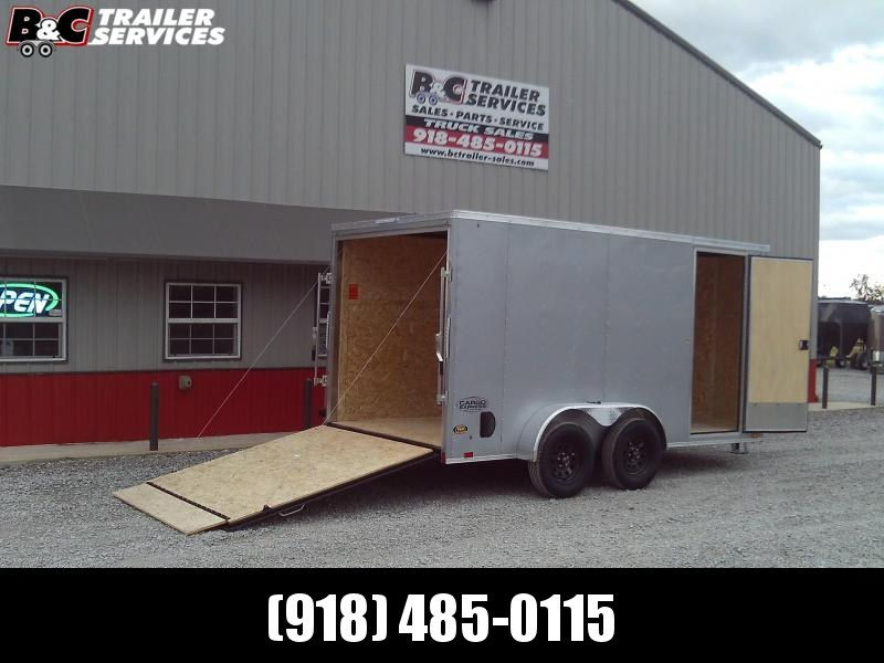 2019 Cargo Express 7X14 ENCLOSED TRAILER Enclosed Cargo Trailer