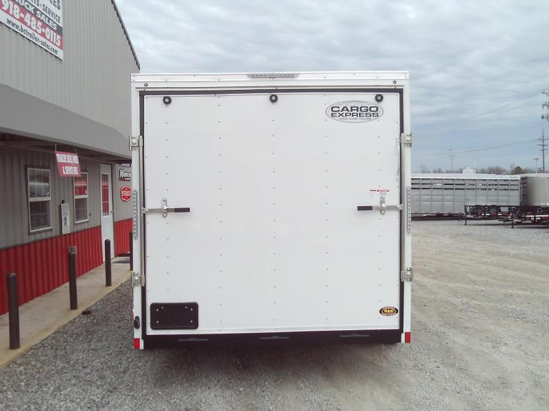 2020 Cargo Express 7 x 20 Enclosed Cargo Trailer