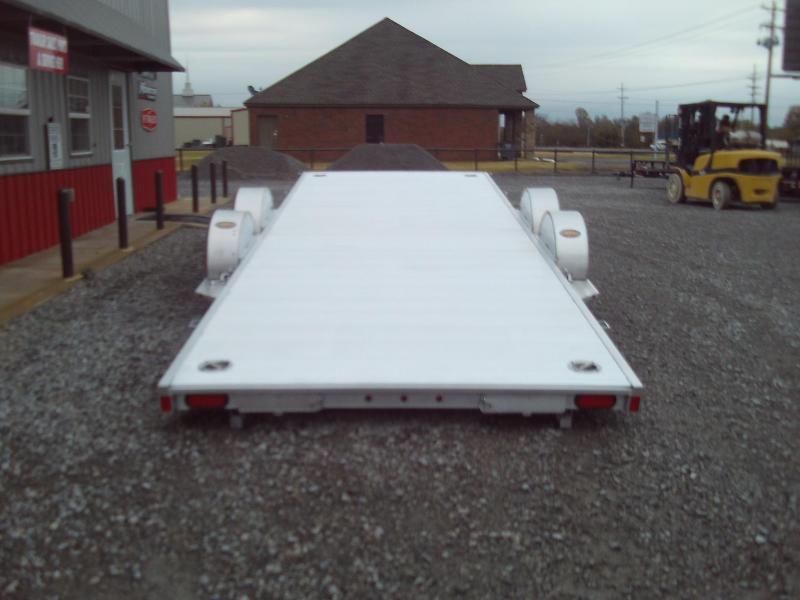 2020 Aluma 8220LP-20X83 TILT SPREAD AXLE Car / Racing Trailer