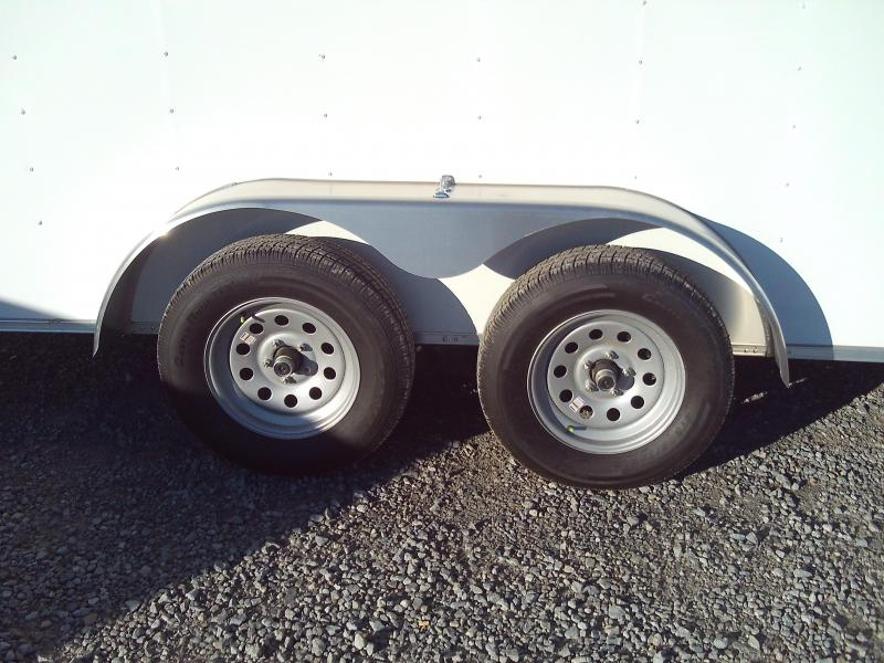 2020 Covered Wagon Trailers 7X18 Enclosed Cargo Trailer