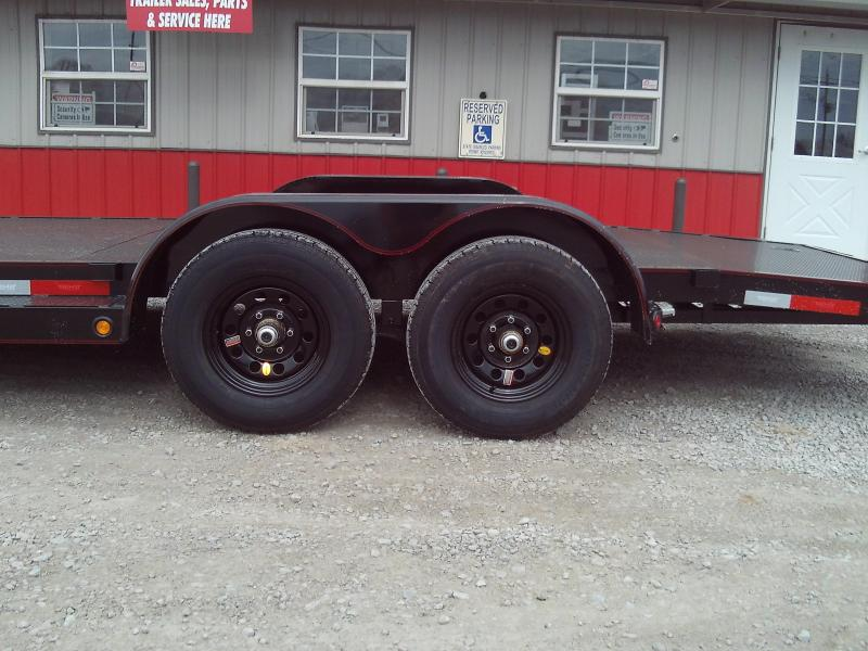 2020 Top Hat Trailers 20x83 HD All Steel Car Hauler 5200# Axles Car / Racing Trailer