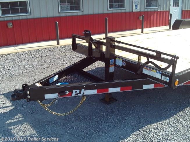 New 2020 PJ Trailers 24' - 6 in. Channel Equipment Trailer 7K Axles