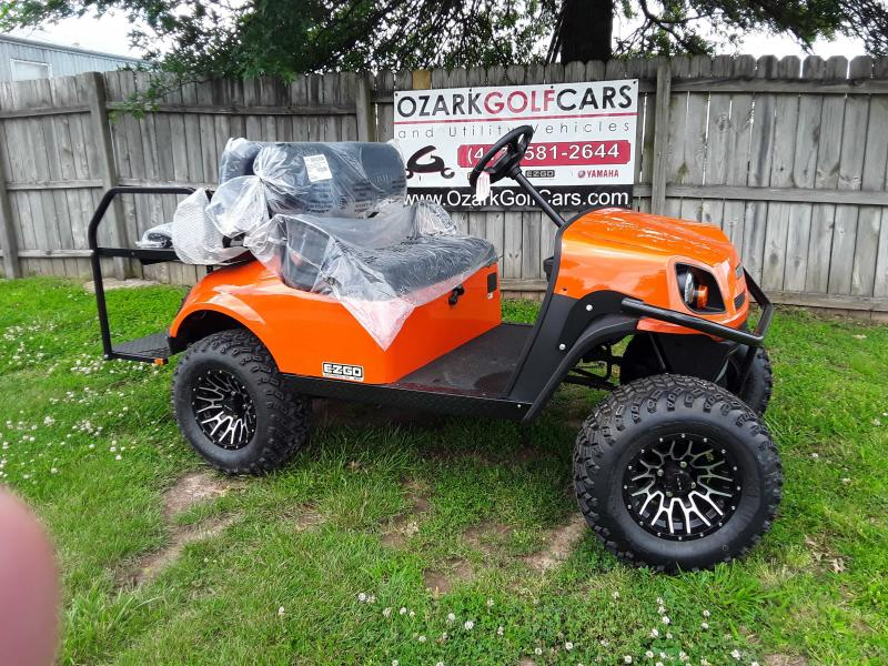 2019 EXPRESS S4-EFI-4 PASSENGER-JACOBSON ORANGE(GAS)