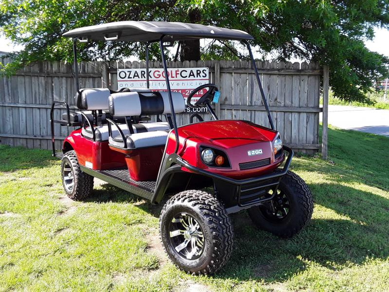 2019 EXPRESS L6-6 PASSENGER-EFI (GAS) INFERNO RED