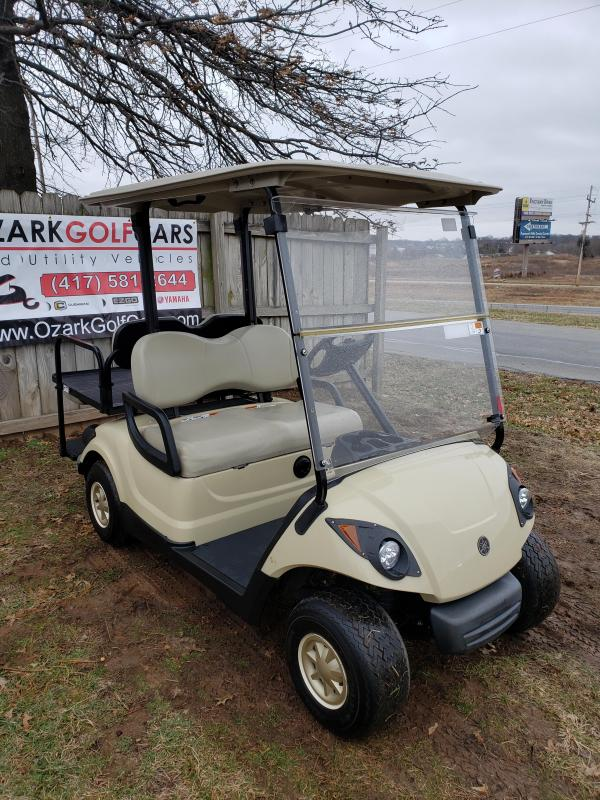 2015 YAMAHA DRIVE-4 PASSENGER-SUNSTONE (ELECTRIC)