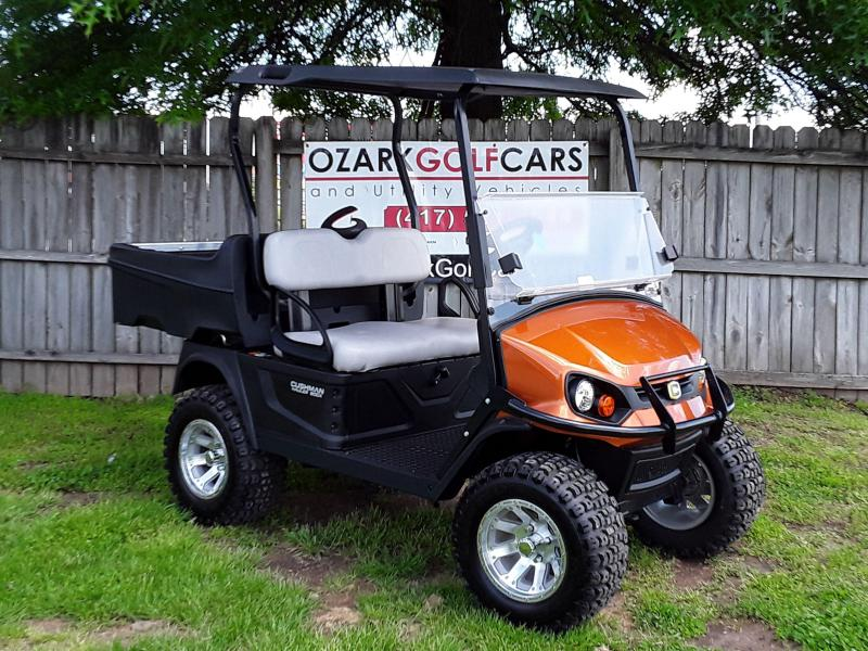 2019 CUSHMAN HAULER800X-UTILITY VEHICLE-SUNBURST ORANGE (GAS)