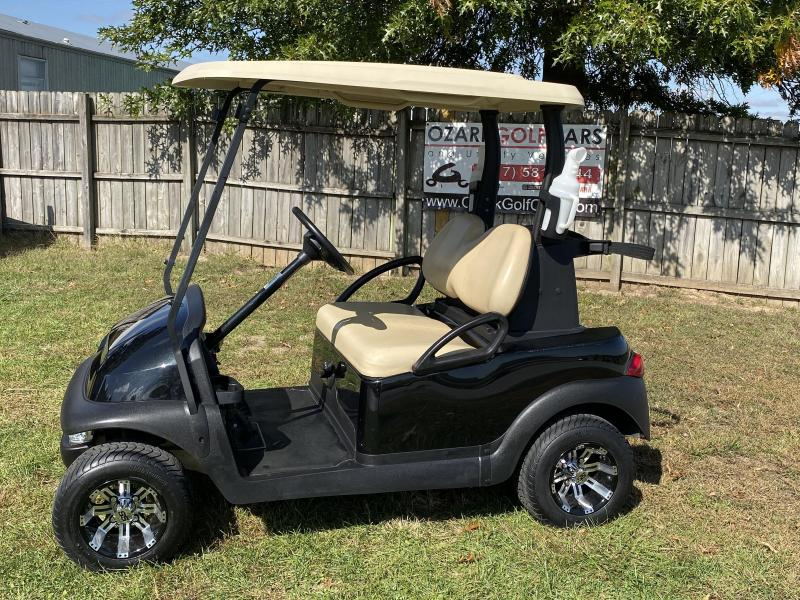 2015 Club Car PRECEDENT-BLACK(GAS) Golf Cart