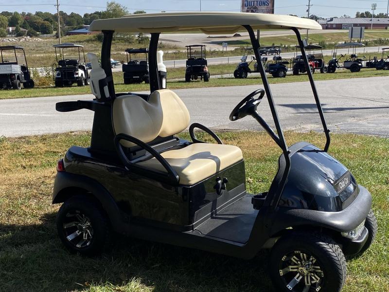 2015 Club Car PRECEDENT-BLACK(GAS) Golf Cart