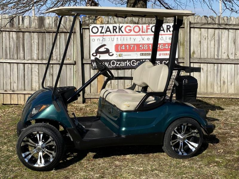 2012 Yamaha DRIVE-48 VOLT Golf Cart