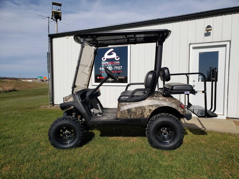 2015 YAMAHA DRIVE GAS GOLF CAR