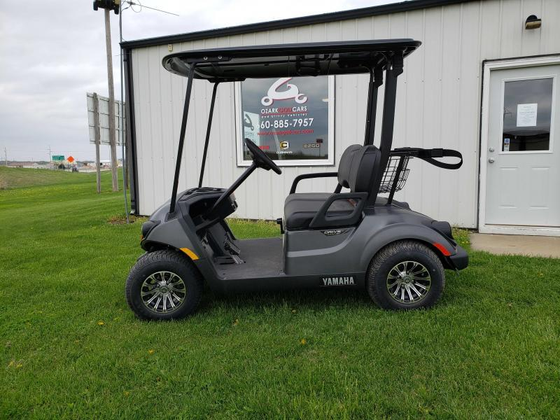 2020 YAMAHA PTV QUIETECH(GAS) EFI-GRAPHITE MATTE Golf Car