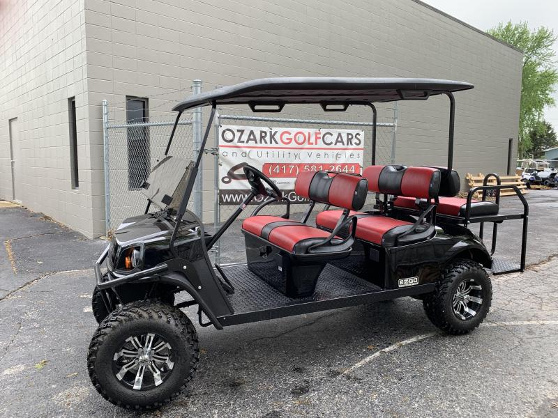 2019 EXPRESS L6-6 PASSENGER-EFI (GAS) BLACK