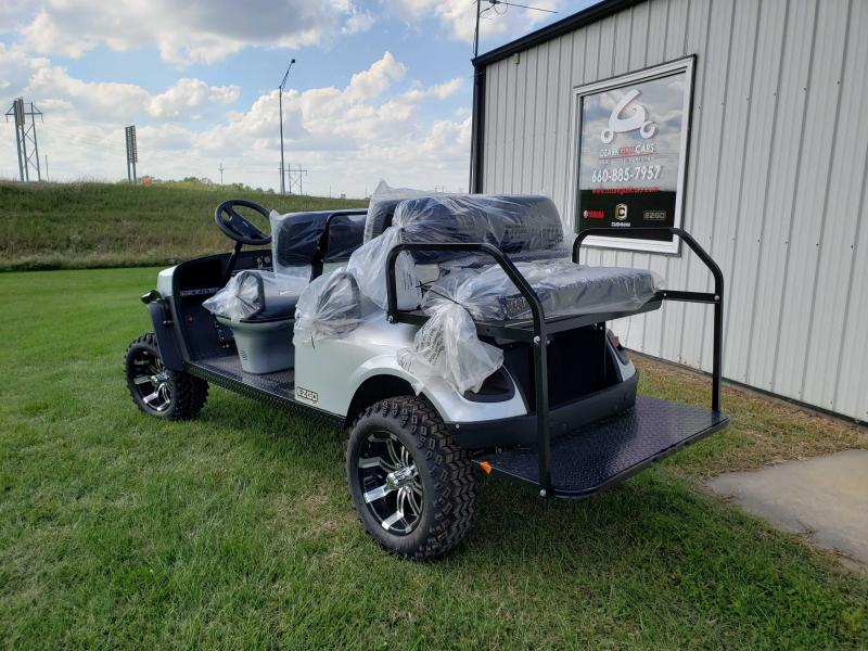 2019 EXPRESS L6-6 PASSENGER METALLIC CHARCOAL EFI (GAS)