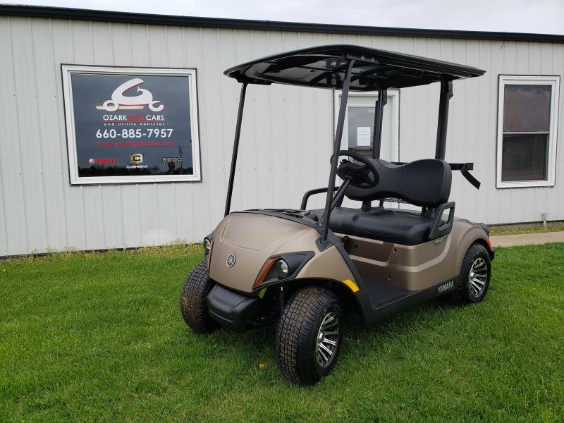 2020 YAMAHA DRIVE 2 QUIETECH PTV-MICA MATTE Golf Cart