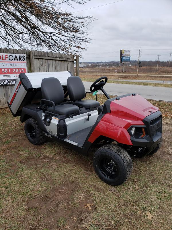 2019 YAMAHA UTILITY VEHICLE-JASPER RED (GAS)