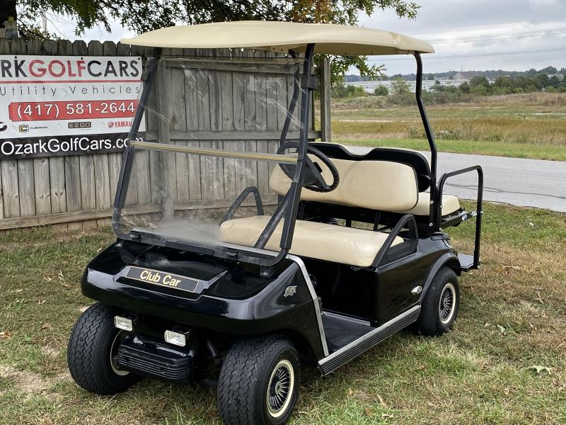 2006 Club Car DS 4 PASSENGER-BLACK(ELECTRIC) Golf Cart
