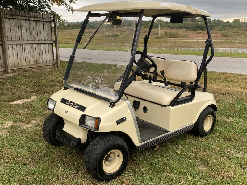 2003 Club Car DS 2 PASSENGER(ELECTRIC) Golf Cart