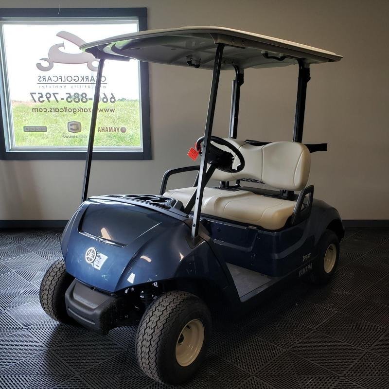 2019 YAMAHA DRIVE 2 FLEET - AQUA BLUE (GAS)