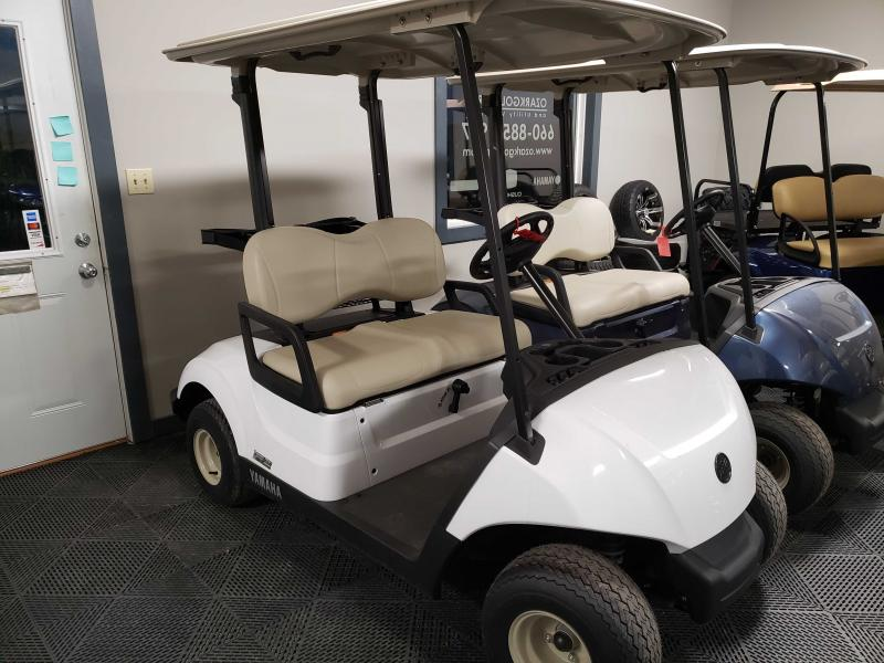 2019 YAMAHA DRIVE 2 FLEET - WHITE (GAS)