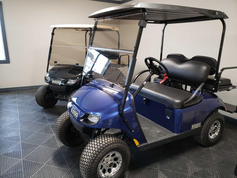 2019 VALOR-4 PASSENGER-ELECTRIC BLUE EFI (GAS)