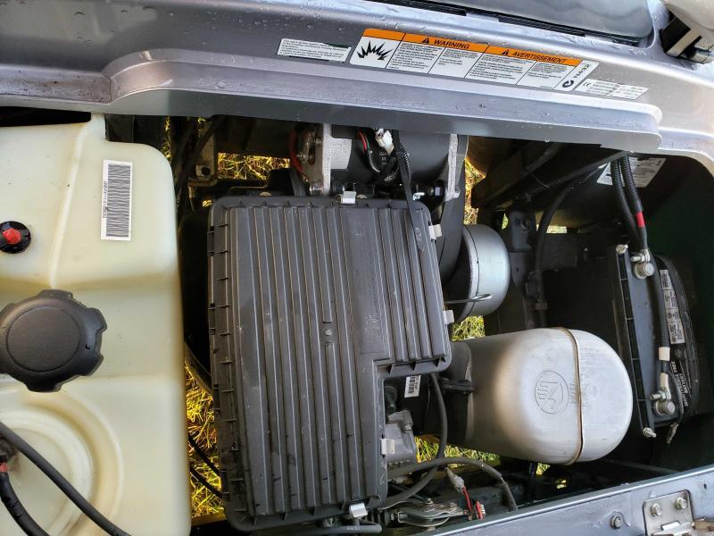 2013 YAMAHA DRIVE GAS GOLF CAR