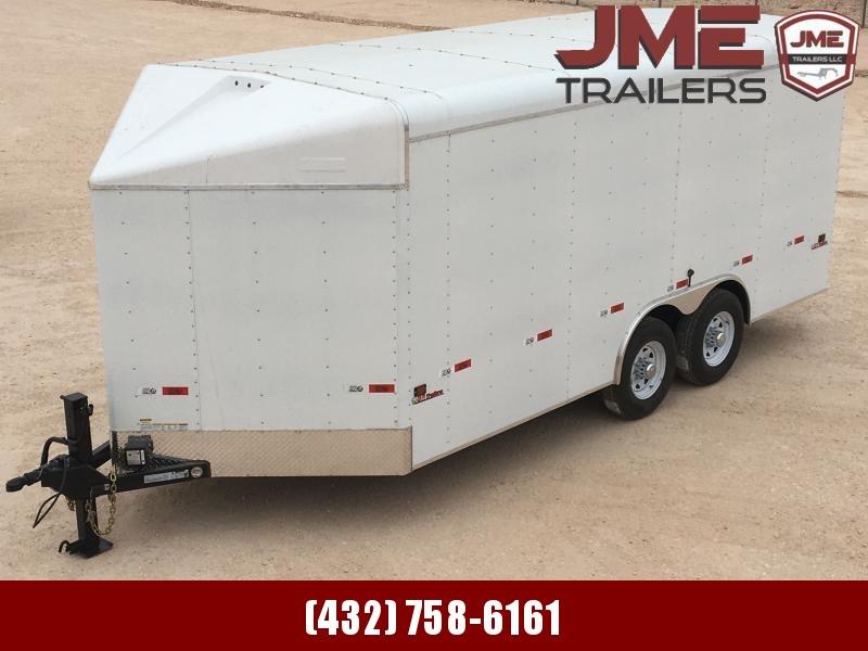 2020 GR Trailers 8'X18'Cargo / Enclosed Trailer