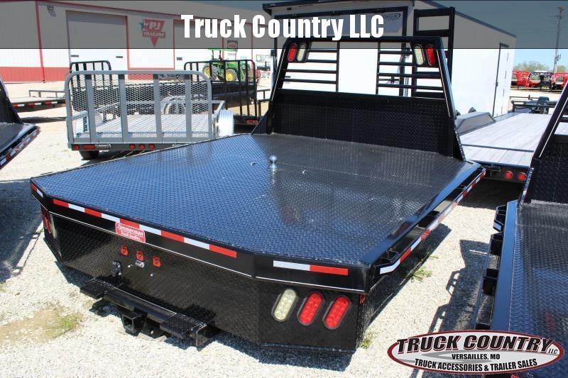 2020 Zimmerman 97 x109 steel Truck Bed