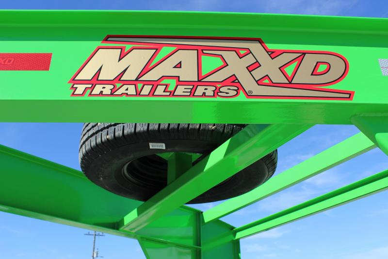 2020 MAXXD T6X 102x22 gooseneck tilt Equipment Trailer