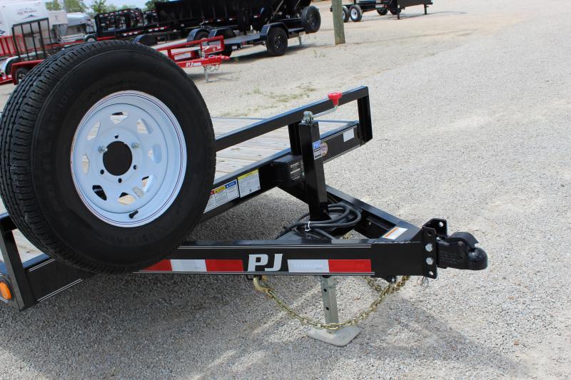 2020 PJ Trailers CE 18' Car / Racing Trailer