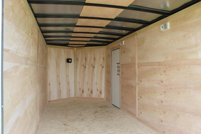 2020 Bravo Trailers 7x16 scout Enclosed Cargo Trailer
