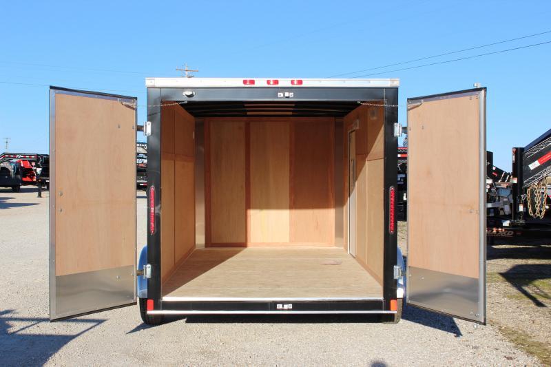 2020 Bravo Trailers 7x14 Hero Enclosed Cargo Trailer