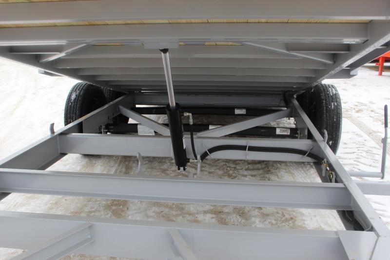 2020 MAXXD T6X 22' power tilt Equipment Trailer