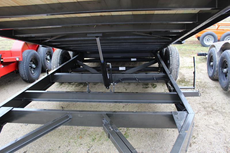 2020 MAXXD T6X 22' tilt Equipment Trailer