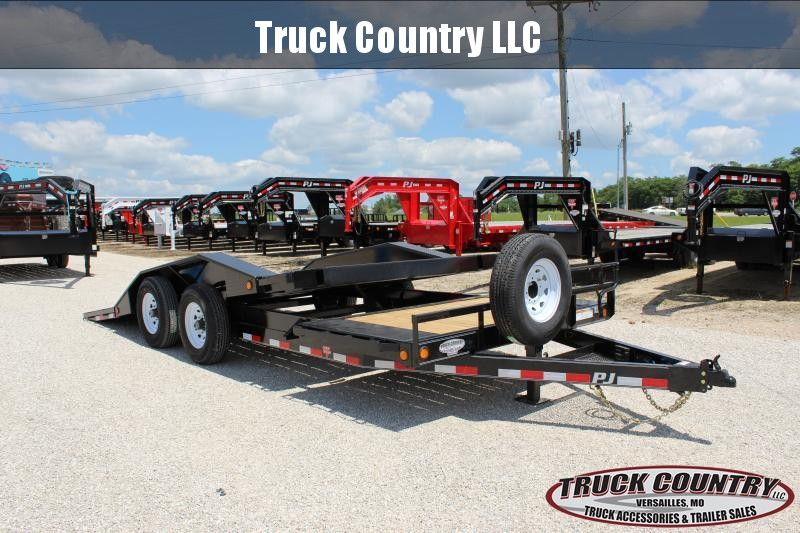 2020 PJ Trailers 20' superwide tilt Equipment Trailer