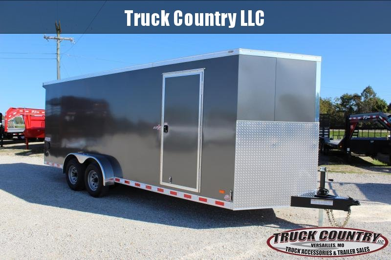 2020 Bravo Trailers 7x18 star Enclosed Cargo Trailer