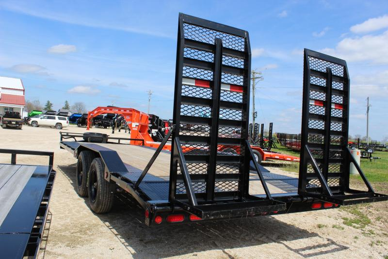 2020 PJ Trailers H7 102x22 Equipment Trailer