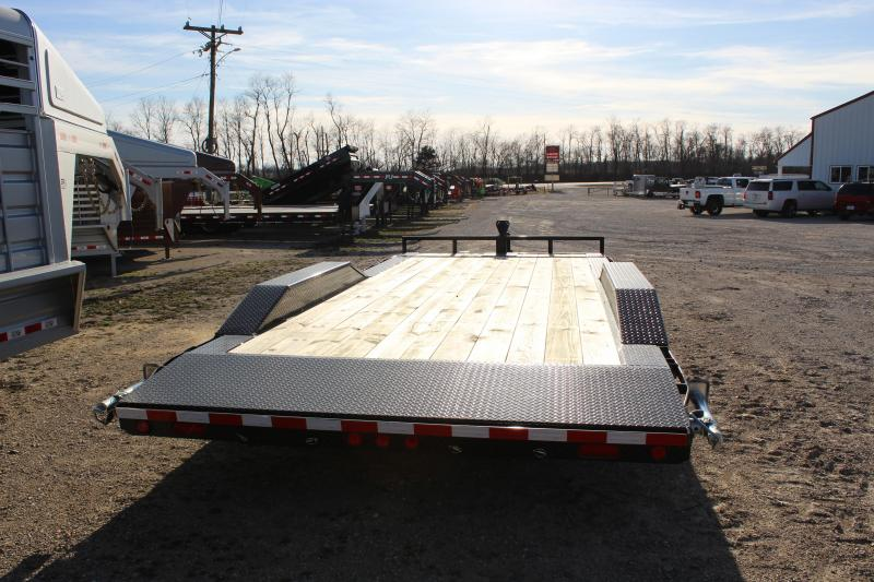 "2020 PJ Trailers B5 102""x20' superwide Car / Racing Trailer"