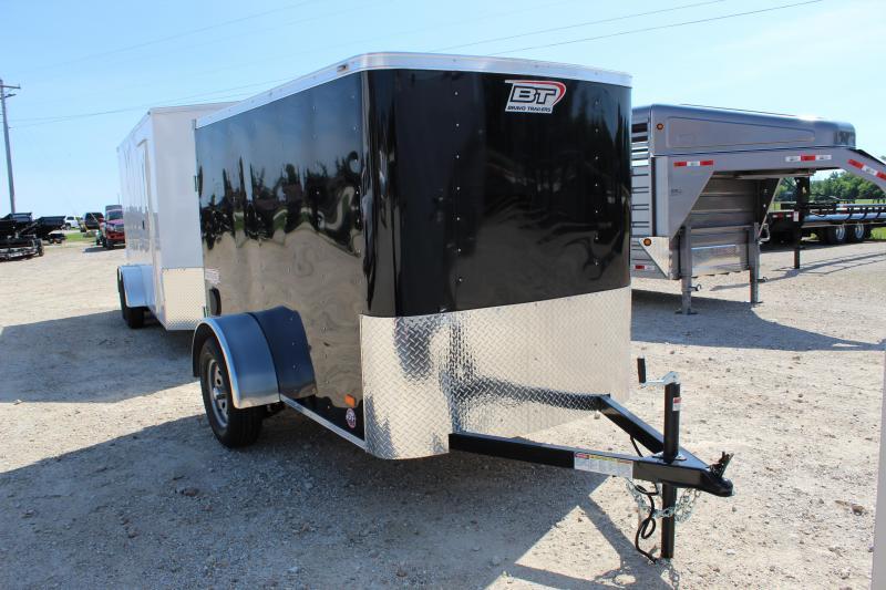 2019 Bravo Trailers 5x8 scout Enclosed Cargo Trailer