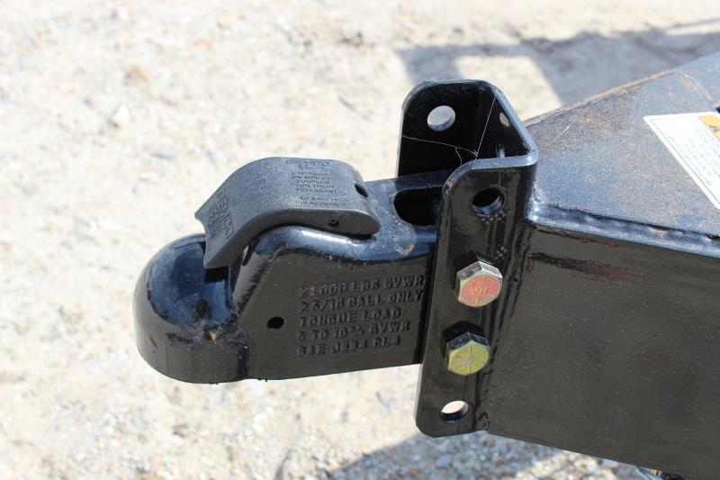 2020 PJ Trailers B6 20 superwide Equipment Trailer