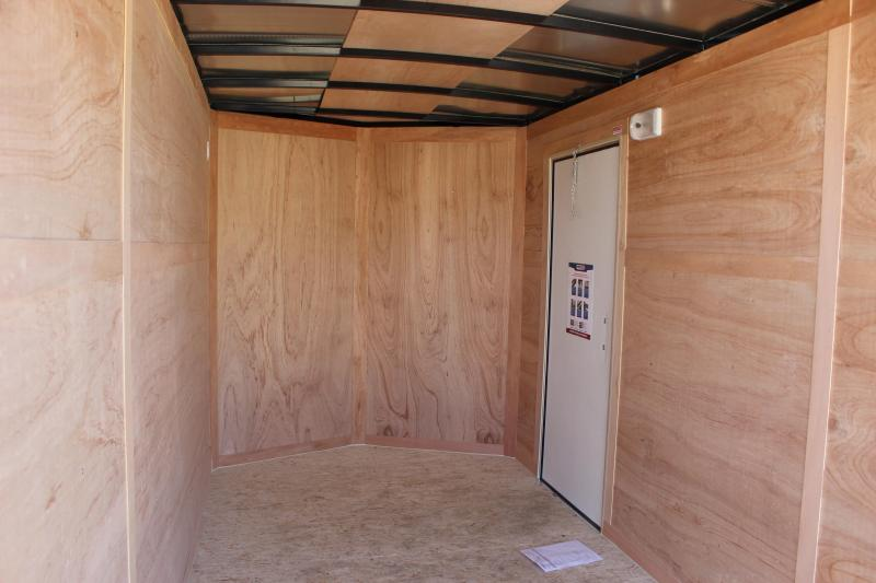 2020 Bravo Trailers 6x12 Hero Enclosed Cargo Trailer