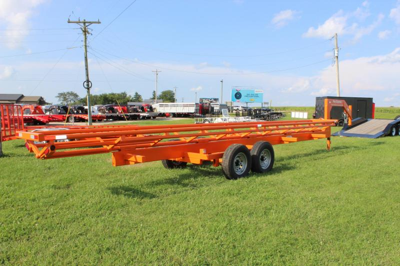 2019 Hay Express 32' gooseneck Hay trailer Other Trailer