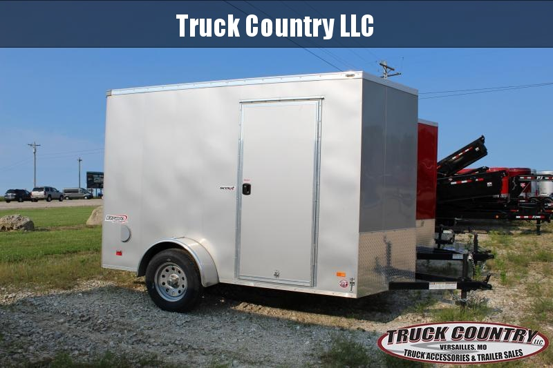 2019 Bravo Trailers 6x10 scout Enclosed Cargo Trailer