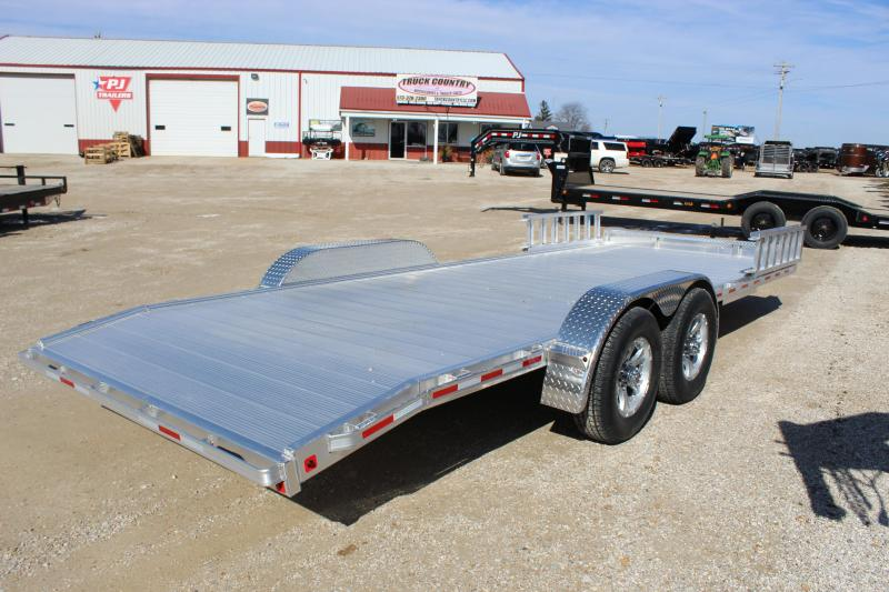2020 Zimmerman 20' aluminum Car / Racing Trailer