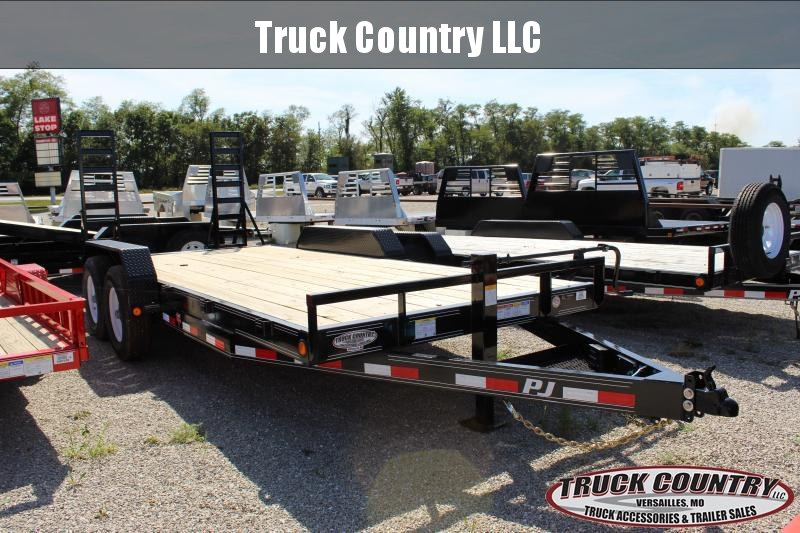 2020 PJ Trailers CC 18 Equipment Trailer