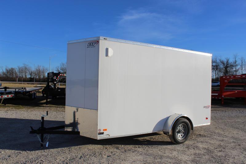 2020 Bravo Trailers 6x12 scout Enclosed Cargo Trailer